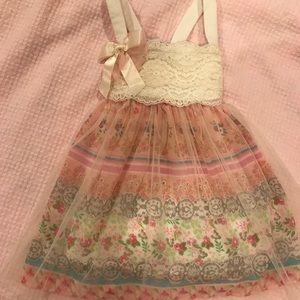 Girls Bonnie Jean 2t dress